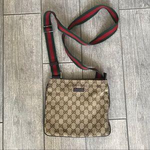 Gucci mini GG crossbody mini 146309 purse bag